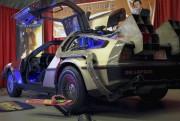 La voiture Delorean.... (Photo: fournie par Comiccon) - image 2.0