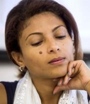 Ensaf Haider, l'épouse de Raif Badawi.... (Archives La Tribune) - image 3.0