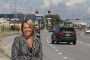 Louise Michaud, présidente de l'Association des gens d'affaires... - image 4.0