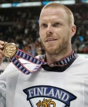 Plusieurs fois capitaine de l'équipe de Finlande, Saku... (Photo Christinne Muschi, Reuters) - image 4.0