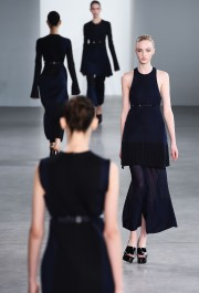 Calvin Klein... (Photo JEWEL SAMAD, AFP) - image 3.0