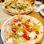 La pizzeria Gema vue par Elvio Galasso (@elviog),... (Photo tirée d'Instagram) - image 1.0