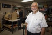 Robert Dumontet, directeur du Centech de l'Ecole de... (PHOTO ANDRÉ PICHETTE) - image 3.0