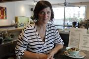 Natalie Van Westrenen, la propriétaire du café Brooklyn.... (Photo Alain Décarie, La Presse) - image 1.0