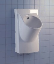 L'urinoir sans eau Architect, par Duravit, $850 chez... (Photo fournie par Ciot) - image 2.0