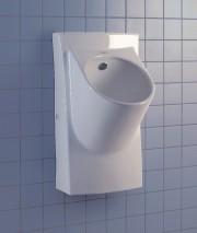 L'urinoir sans eau Architect, par Duravit, $850 chez... (Photo fournie par Ciot) - image 2.0