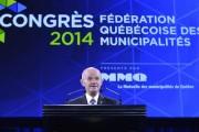 Le président de la Fédération québécoise des municipalités... (PHOTO PASCAL RATTHÉ, LE SOLEIL) - image 1.0