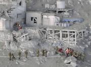 Des images d'une intervention près du sommet du... (Photo Kyodo News, AP) - image 1.0
