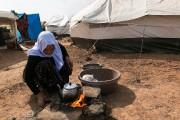 Comme 6000 Yazidis, Zahra Shamo a trouvé refuge... (PHOTO ANDRE W. NUNN, COLLABORATION SPÉCIALE) - image 4.0