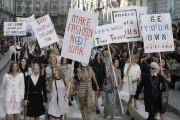 «La journée de la femme, chez Chanel, c'est... (Photo GONZALO FUENTES, REUTERS) - image 2.0