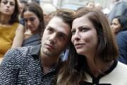 L'actrice française Anna Mouglalis et le réalisateur Xavier... (Photo François Guillot, AFP) - image 2.1