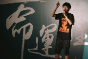 Joshua Wong... (PHOTO BOBBY YIP, REUTERS) - image 7.0