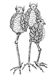 Les «tensions accrues» sont incarnées par des oiseaux... (ILLUSTRATION AFP/CIA) - image 2.0
