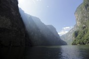 Majestueux, le canyon de Sumidero se visite en... (PHOTO MARTIN CHAMBERLAND, LA PRESSE) - image 3.0