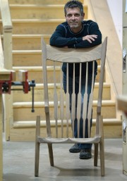 «Une telle chaise, ça se travaille à l'oeil»,... (Le Soleil, Yan Doublet) - image 5.0