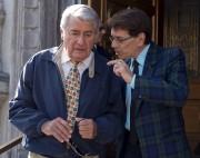 Michel Louvain et Roger Sylvain discutent avant le... (La Presse Canadienne) - image 1.1