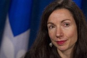 Martine Ouellet ... (PHOTO IVANOH DEMERS, ARCHIVES LA PRESSE) - image 7.0