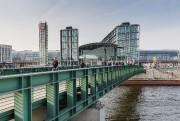 Berlin Hauptbahnhof, la gare centrale, a été inaugurée... (Photo Shutterstock, Khongkit Wiriyachan) - image 1.0