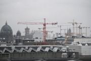 Du haut du Reichstag, siège du Parlement allemand,... (Photo Le Soleil, Isabelle Houde) - image 1.1