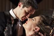 Éric Bruneau et Julie LeBreton dans la pièce... (Photo: Ulysse Lemerise, collaboration spéciale La Presse) - image 2.0