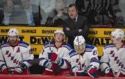 L'entraîneur-chef des Rangers, Alain Vigneault, a confirmé lundi... (Associated Press) - image 3.0
