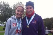 Kloé Gervais-Pépin (à gauche) a remporté une médaille... (Photo: Cégep de Trois-Rivières) - image 1.0