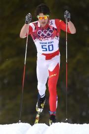 Au terme d'une année olympique mouvementée, Alex Harvey... (Photo Bernard Brault, archives La Presse) - image 2.0