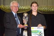 Valérie Boudreault-Guimond (ASG) a reçu le prix de... (Photo courtoisie) - image 1.0