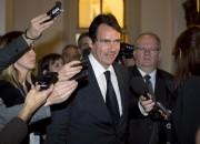 Pierre Karl Péladeau s'est fait avare de commentaires,... (La Presse Canadienne) - image 2.0