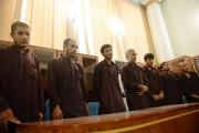 Les sept accusés avaient été condamnés à mort.... (PHOTO WAKIL KOHSAR, AFP) - image 2.0