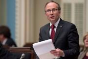 Martin Coiteux, président du Conseil du Trésor... (La Presse Canadienne, Jacques Boissinot) - image 1.0