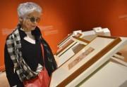 Louise Latraverse, porte-parole de l'exposition, a elle-même étudié... (Le Soleil, Yan Doublet) - image 1.0