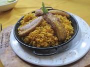 Mélange de riz rouge et de morue fumée... (Photo Nathaëlle Morissette, La Presse) - image 1.0