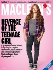Les filles canadiennes intériorisent le stress émotionnel et... - image 1.0