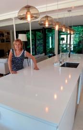 Lorraine Bastien, propriétaire du triplex, désirait le plus... (Le Soleil, Erick Labbé) - image 1.0
