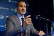 Le président de l'Impact de Montréal, Joey Saputo.... (PHOTO IVANOH DEMERS, ARCHIVES LA PRESSE) - image 8.0