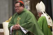 Le cardinal Gérald Cyprien Lacroix, archevêque de Québec.... (Photo Andrew Medichini, AP) - image 1.0