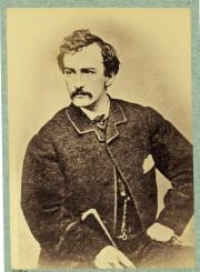 John Wilkes Booth aassassiné le président américain Abraham... (PHOTO AP/PC) - image 1.0