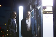 Éric Boisvert et Patrick Rivet... (PHOTO OLIVIER JEAN, LA PRESSE) - image 4.0