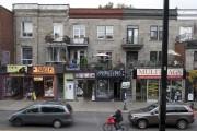 Le quartier idéal à Montréal? C'est le Plateau... (PHOTO ROBERT SKINNER, ARCHIVES LA PRESSE) - image 2.1