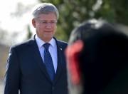 Le premier ministre du Canada et chef du... (Le Soleil, Yan Doublet) - image 1.0