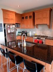 La cuisine est vivante et fonctionnelle.... (Le Soleil, Erick Labbé) - image 1.1