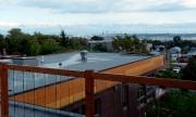 Le couple profite d'une petite terrasse attenante à... (Le Soleil, Erick Labbé) - image 3.1