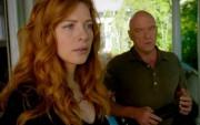 Rachelle Lefèvre et Dean Norris dans une scène... (Photo tirée du site internet de CBS) - image 2.0