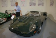 Des véhicules ayant marqué l'histoire de l'automobile anglaise,... (Photo collaboration spéciale Paul-Robert Raymond) - image 1.1