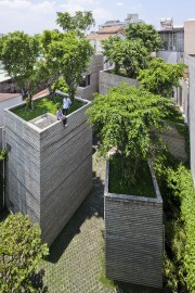 Le complexe résidentiel la Maison pour les arbres,... (Photo fournie par The World Architecture Festival) - image 1.0