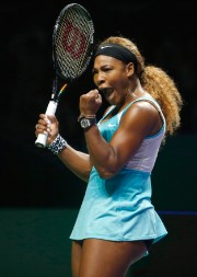 Serena Williams... (Photo Edgar Su, Reuters) - image 2.0