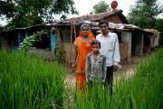Ghanu Suresh Solanki et sa famille ont bien... (PHOTO DAVID BOILY, LA PRESSE) - image 5.0