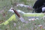 Le suspect aurait été armé d'un couteau.... (Photo La Presse, Patrick Sanfaçon) - image 1.0