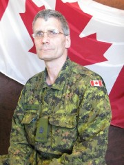 Patrice Vincent, tué dans l'attentat perpétré lundi... (Photo fournie par les Forces armées canadiennes) - image 1.0